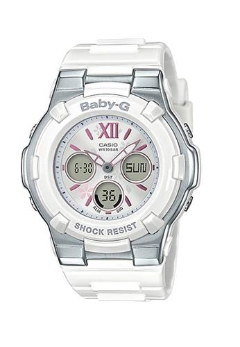 Casio white CASIO BABY-G WATCH BGA-110BL-7BDR 7508DAC48BC271GS_1