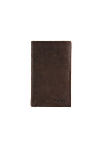 EXTREME Extreme RFID Genuine Leather Medium Long Wallet B82E3AC1BD208BGS_1
