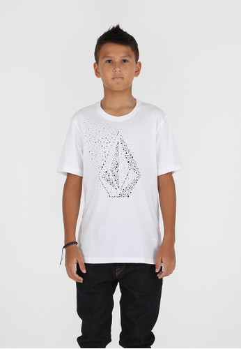 Volcom white YRG STONE DOT FT WHT 9530DKA75F7158GS_1