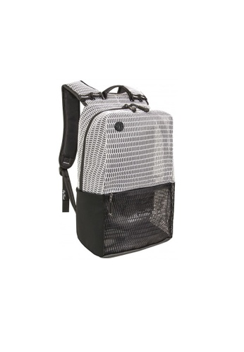 Focused Space black and white The Projector Backpack - Black & white FO133AC2VUGDHK_1