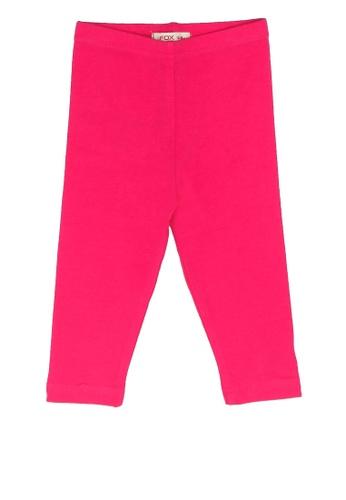 FOX Kids & Baby pink Baby Girl Tights 1EF79KA835B056GS_1