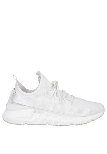 Tomaz white Tomaz TR1006 Running Sneakers (White) D8600SH5691373GS_1