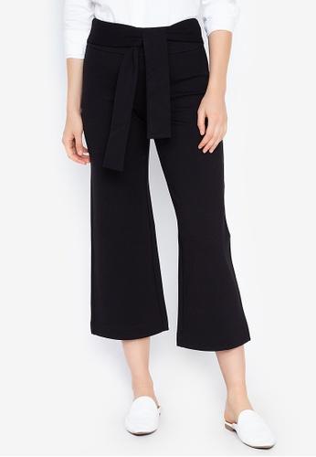 2ed4b1cd7 Shop Joe Fresh Wide Leg Ponte Pants Online on ZALORA Philippines