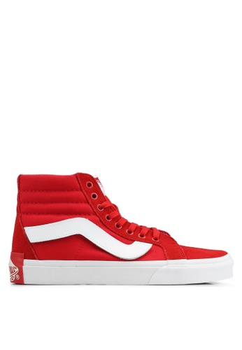 52ad42b0740bfb Buy VANS SK8-Hi Year of The Pig Sneakers Online on ZALORA Singapore