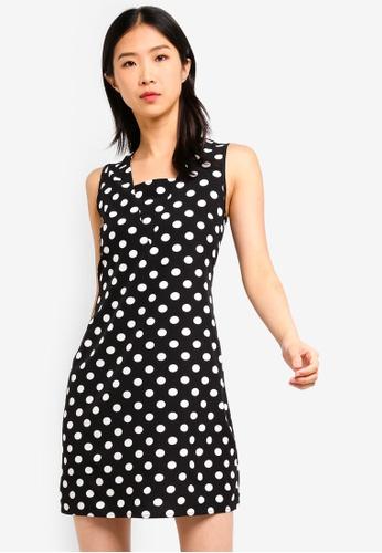Shop ZALORA BASICS Basic Sleeveless Straight Dress Online on ZALORA  Philippines ec125f806