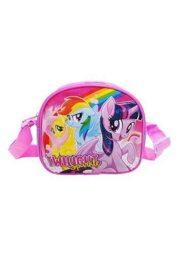 My Little Pony purple My Little Pony Sling Bag 86763KCF636BC6GS_1
