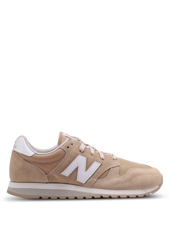 New Balance brown 520 Lifestyle Sneakers 39063SHDFDEE37GS_1