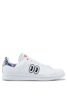 wholesale dealer 5a4cc 494b2 adidas white and multi adidas originals stan smith w 0DF76SH16BFB3DGS 1