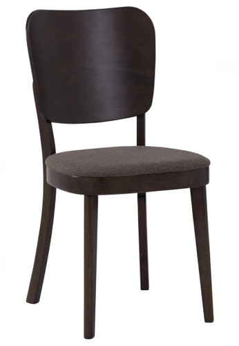DoYoung brown SENEN (Set-of-2 Dark Chestnut) Side Chair 6A4C5HLCAD6BA3GS_1
