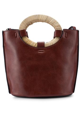 0c7d6b2daa03 Wooden Handle Bag