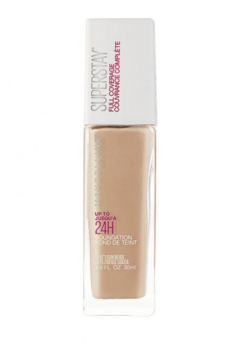 Maybelline Maybelline Superstay Full Coverage Foundation Sun Beige EBEABBEBB01083GS_1