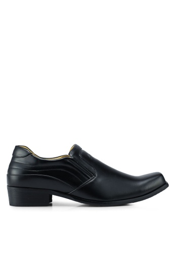 Louis Cuppers black Business Shoes 9C6B4SH8A37FBEGS_1
