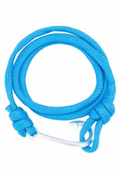 Straits Silver Hook Bracelet