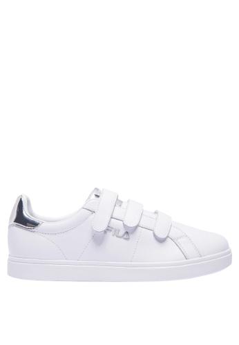 FILA white Classic Sneaker 3C2C9SHBC79479GS_1