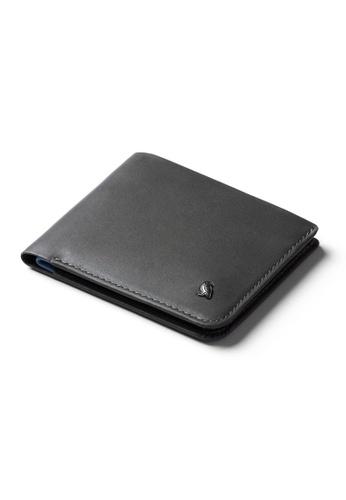 Bellroy grey Bellroy Hide & Seek Wallet Hi RFID - Charcoal. 7EDD6AC79A2882GS_1