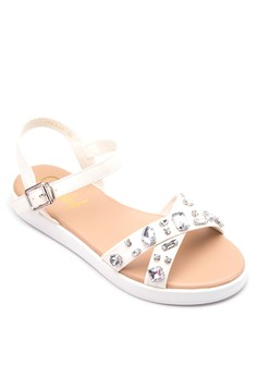 Cecille Flat Sandals