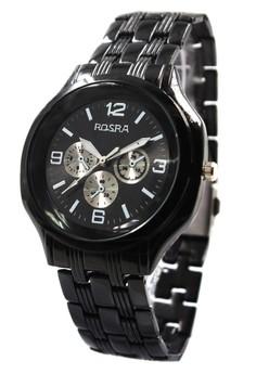 Rosra Gayle Unisex Stainless Steel Strap Watch ROSRA071