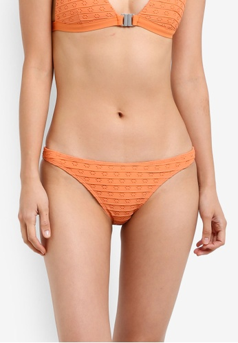 Billabong orange Star Crossed Tropic Pant Bikini Bottom BI783US0S99BMY_1