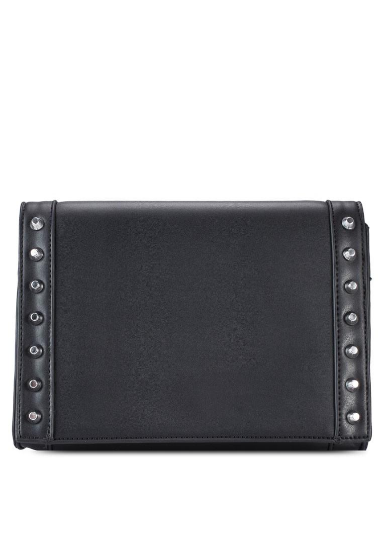 Studded Panel Flap Clutch