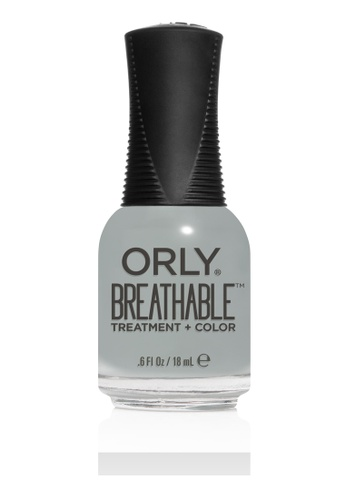Orly grey Orly Breathable Nail Lacquer Aloe Goodbye 7A3CEBE17C5F11GS_1