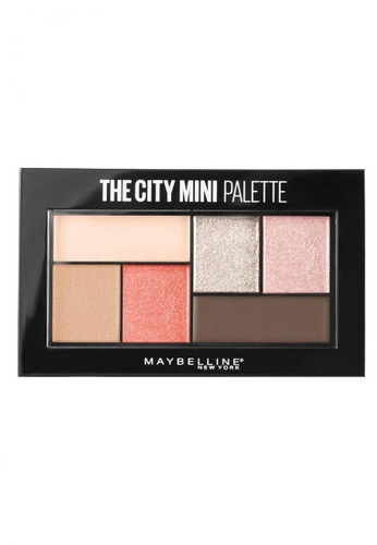 Maybelline Maybelline The City Mini Palette - Downtown Sunrise 347CBBEBD02CB7GS_1