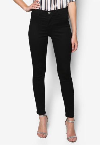 Franesprit outlet 台中kie 低腰窄管牛仔長褲, 服飾, 長褲及內搭褲