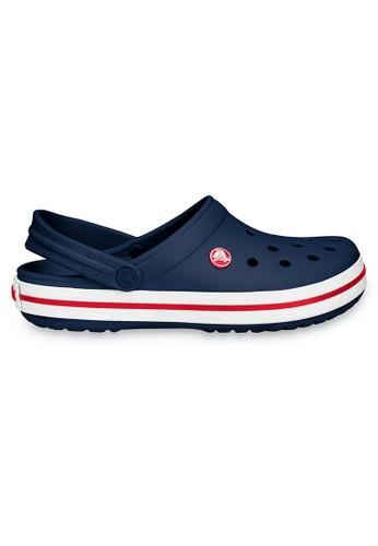 Crocs navy Crocband™ Clog Navy CR883SH81XUGMY_1