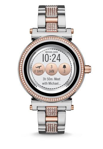 9c6c524f9ea3 MICHAEL KORS multi Michael Kors Sofie Smart Watch MKT5040 85DDAACDC2B8A5GS 1