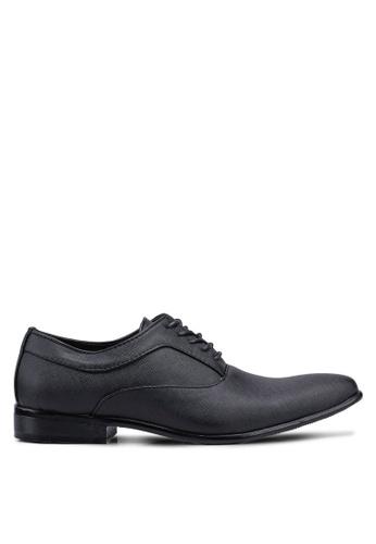 Rocklander black Solid Formal Shoes 37B36SH5196669GS_1