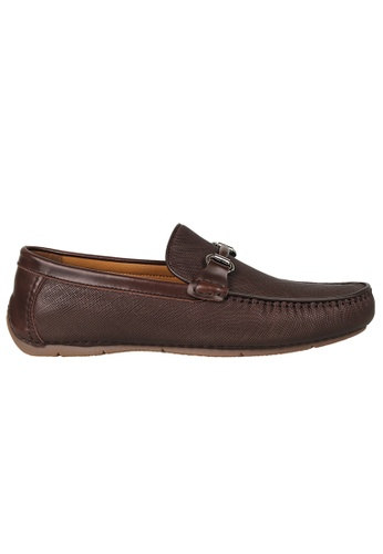 Tomaz brown Tomaz C359 Buckled Loafers (Coffee) 3F082SHCD0998AGS_1