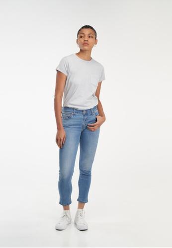 Levi's blue Levi's® Women's New Boyfriend Jeans 19887-0207 029E4AA87688BCGS_1