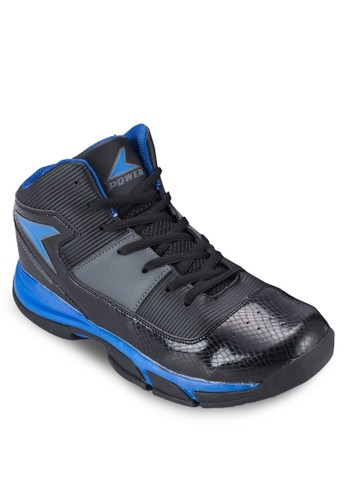 雙色籃球鞋,zalora鞋 鞋, 運動