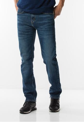 Levi's blue Levis® 505™ Regular Fit Jeans 0D7CAAA8ECB6B9GS_1
