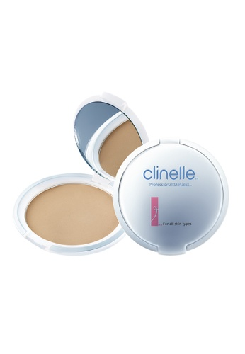 Clinelle Makeup: Clinelle [Official]  Oil Free Smoothing Compact SPF18- Ivory CL708BE06SOFMY_1
