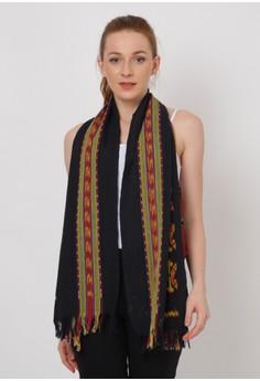 Batik Etniq Craft black Vest Tenun Rumbai OR D5B25AA42F5622GS 1 ae00ca2135