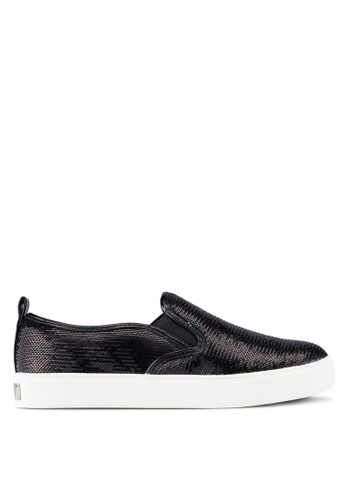 ALDO black Jille Slip On Shoes AL087SH0RYHHMY_1