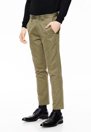Life8 green Formal Designer Trouser-12011-Green LI283AA0GOPASG_1