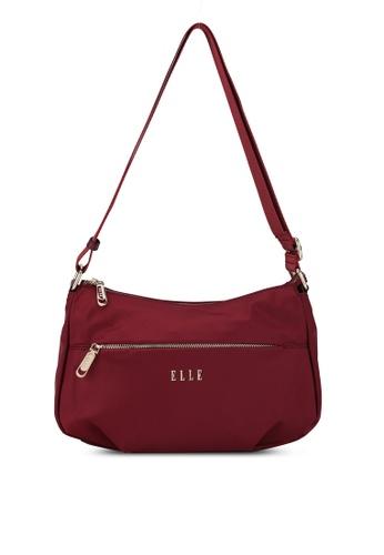ELLE red Adah Sling Bag E0C73ACF0DB15EGS_1