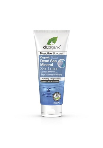 Holland & Barrett Dr Organic Dead Sea Mineral Skin Lotion 200ml 49D95ES7A51DCCGS_1