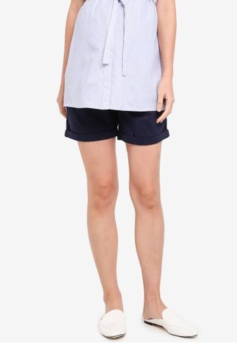 bde7fc1857 Shop JoJo Maman Bébé Maternity Chino Shorts Online on ZALORA Philippines