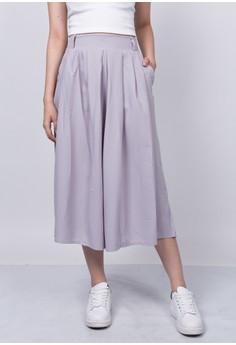 Gray Culottes