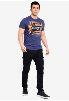 a816e37f 32% OFF Superdry Heritage Classic Tee HK$ 389.00 NOW HK$ 263.90 Sizes XS S  M L XL