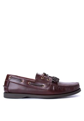 Alberto brown Top Sider Loafers AL375SH0IRQVPH_1
