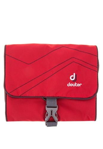 Deuter red Deuter Wash Bag I - 5513 97B0CAC94F1121GS_1