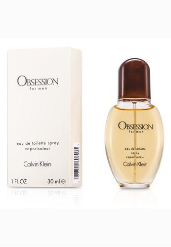 Calvin Klein CALVIN KLEIN - Obsession Eau De Toilette Spray 30ml/1oz 1FD20BE59F51EDGS_1