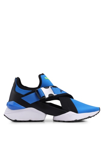 Puma Select blue Muse EOS Shoes F0E8CSH272C9F1GS_1