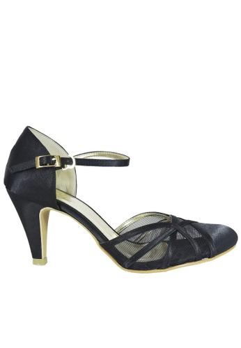 Jacque black Natalie Black Heel JA262SH51LXSMY_1