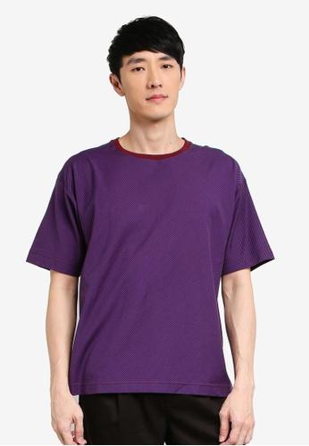 niko and ... purple Loose Tee DAADBAAEB5CD29GS_1