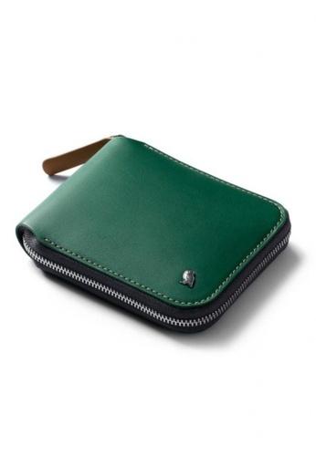 Bellroy green Bellroy Zip Wallet - Racing Green. 8E094AC895C90EGS_1