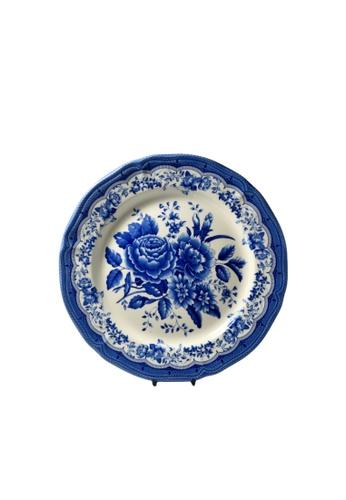 """Claytan Victoria Blue - 12"""" Chop Plate 59877HLEB467E9GS_1"""